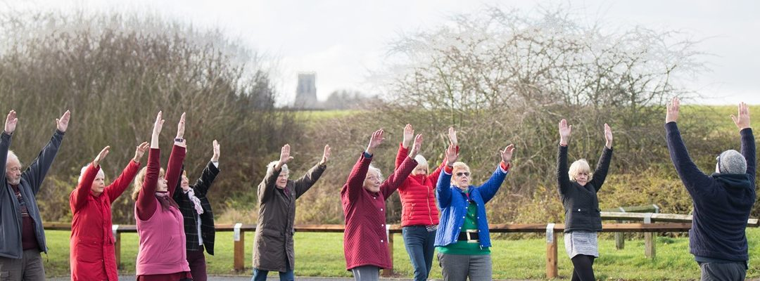 Balanced Lives group flying high in Hereford