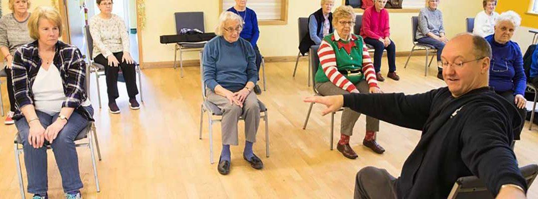 Balanced lives for Care Homes