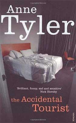 Accidental tourist book cover
