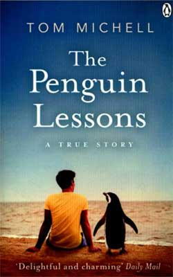 Penguin lessons - book cover